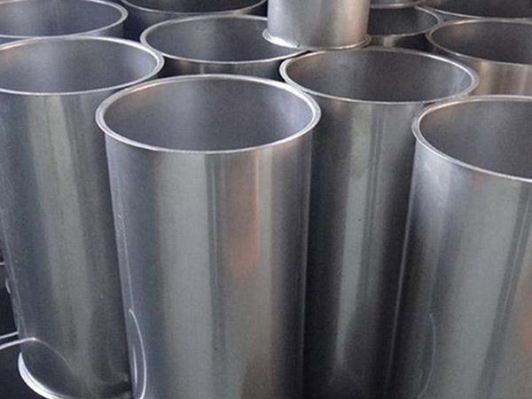 不锈钢圆风管焊接