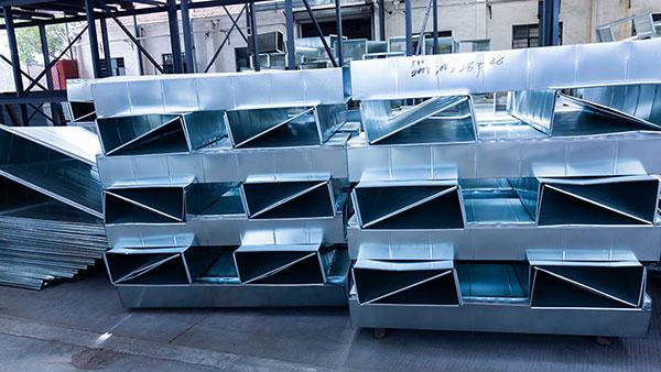 万豫暖通小课堂:如何保养镀锌保温风管?