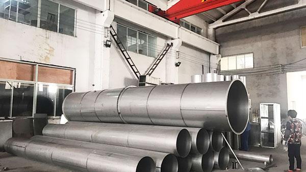 不锈钢焊接风管优点有哪些?万豫暖通为您揭晓