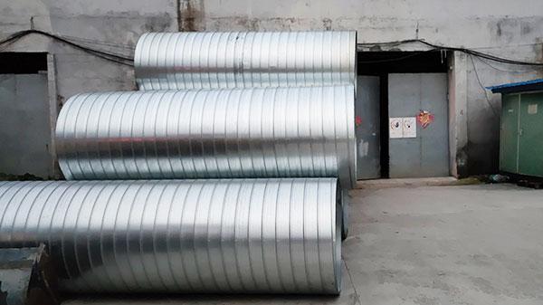 【干货】万豫暖通不锈钢风管清洗的方法