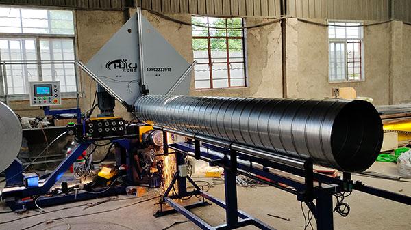 碳钢焊接风管厂家-万豫暖通加工生产碳钢焊接风管